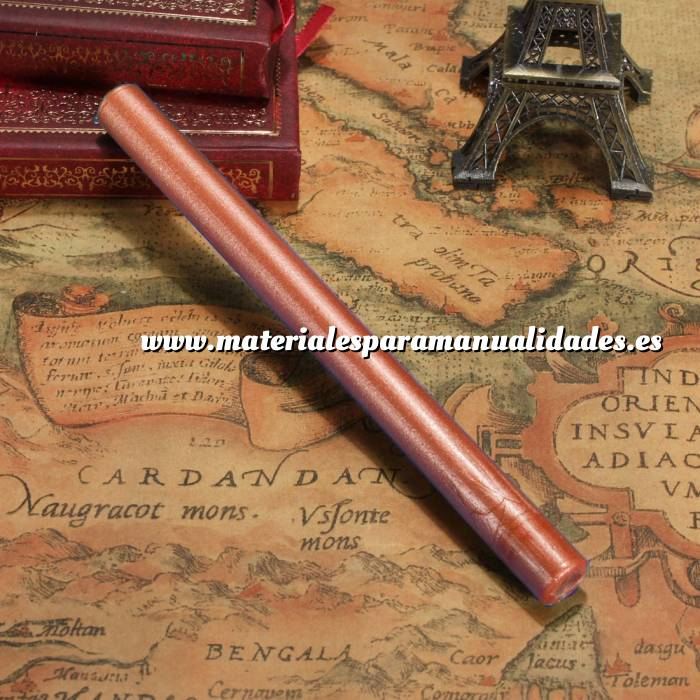 Imagen Barras para PISTOLA Barra Lacre 10mm Flexible pistola CORAL Brillante