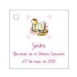 Tarjetitas nombres para regalos Etiqueta C17