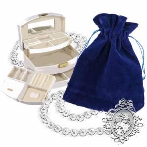 Bolsa de Antelina 11x15 - Bolsa de Antelina Azul 11x15 capacidad 11x13 cms