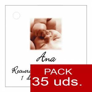 Etiquetas personalizadas - Etiqueta Modelo A26 (Paquete de 35 etiquetas 4x4)