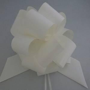 Lazos - Flor-Lazo Decoración Mod 21 (BLANCO) (Últimas Unidades)