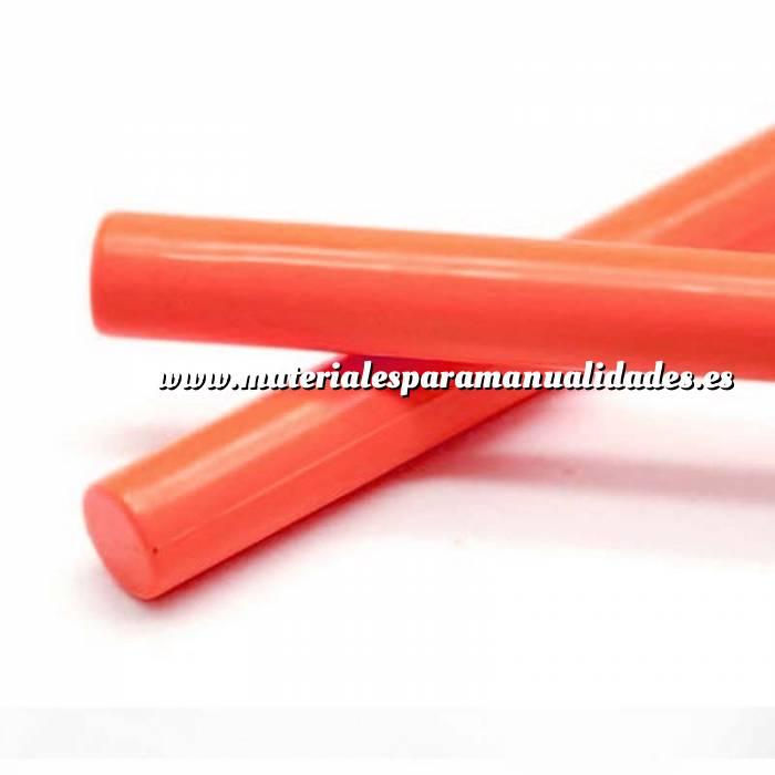 Imagen Barras para PISTOLA Barra Lacre 12mm de Resina color TEJA para Pistola