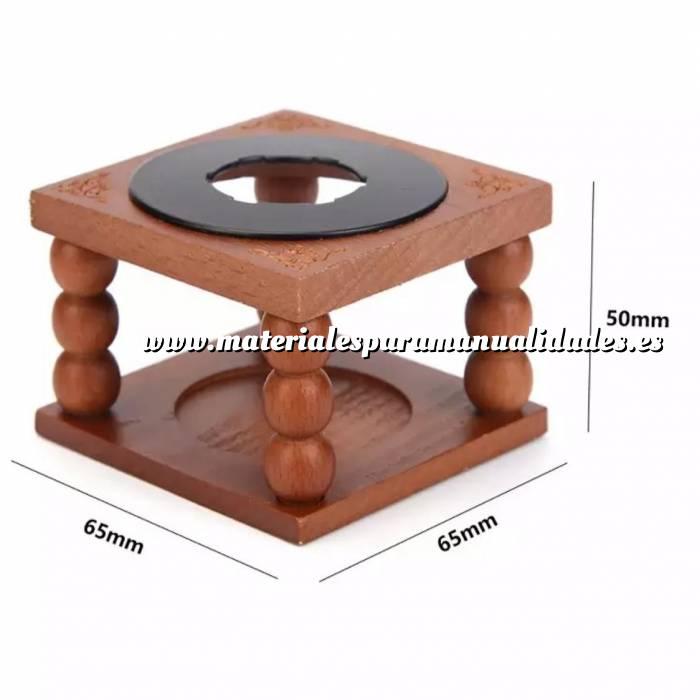 Imagen Complementos Calentador para lacres (LACRADOR)