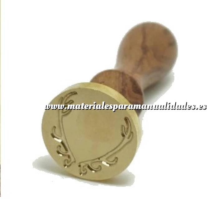 Imagen Diseños inmediatos Sello lacre mango largo - JUEGO DE TRONOS - Baratheon (Últimas Unidades)