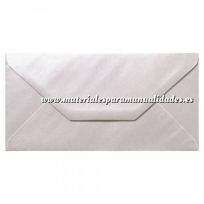 Imagen Sobre Americano DL 110x220 Sobre Perlado Nacar DL (VG07DL)