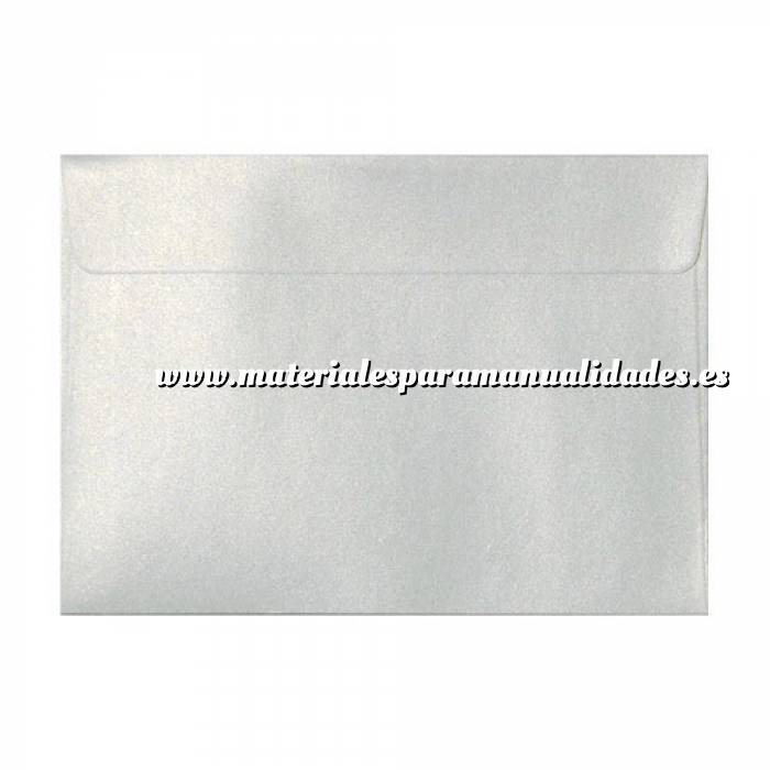 Imagen Sobres C5 - 160x220 Sobre Perlado Blanco c5