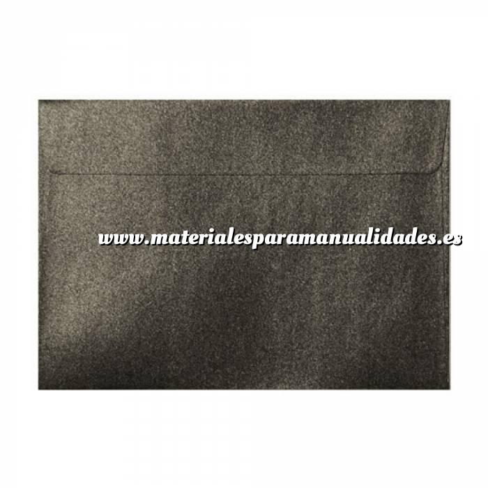 Imagen Sobres C5 - 160x220 Sobre Perlado marrón Bronce c5 (Bronce)