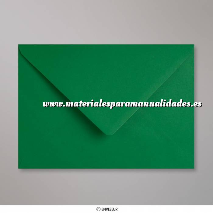 Imagen Sobres C5 - 160x220 Sobre Verde Bosque c5 (VV21C5) (Últimas Unidades)