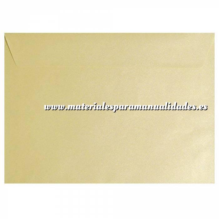 Imagen Sobres C5 - 160x220 Sobre textura crema c5