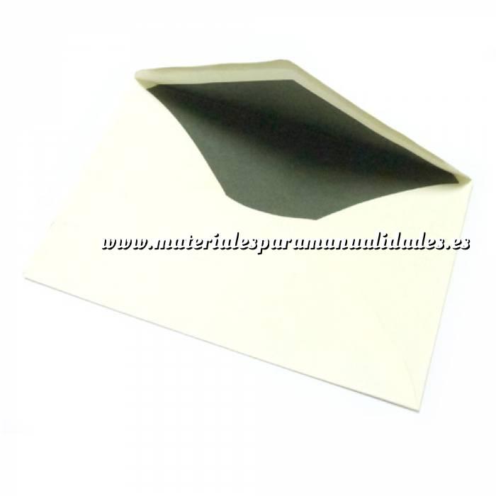 Imagen Sobres Forrados Sobre 14x9 forrado verde