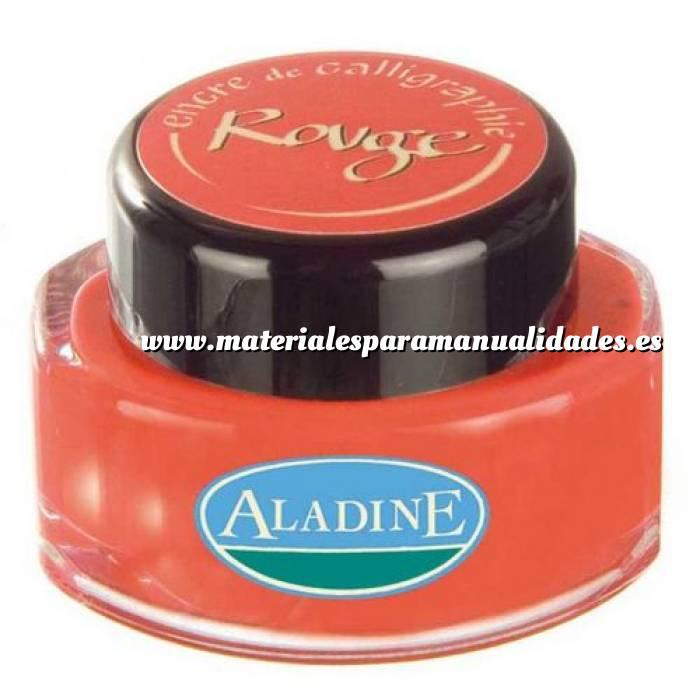 Imagen Tintas y rotuladores Tinta escritura 15 ml ROJO