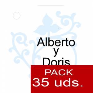 Etiquetas impresas - Etiqueta Modelo C14 (Paquete de 35 etiquetas 4x4)