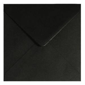 Sobres Cuadrados - Sobre negro Cuadrado