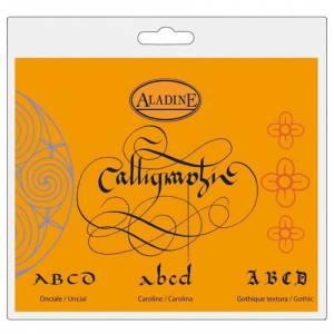 Útiles de Caligrafía - CUADERNO DE CALIGRAFIA LATINA EN BLISTER